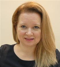 Ruth Billen, the new finance director at Genmed