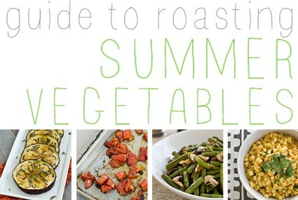 Guide to Roasting Summer Vegetables