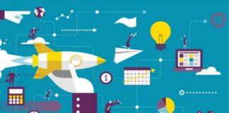 Vector illustration - Startup