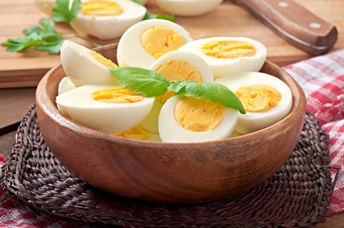 eggs are important weight loss foods